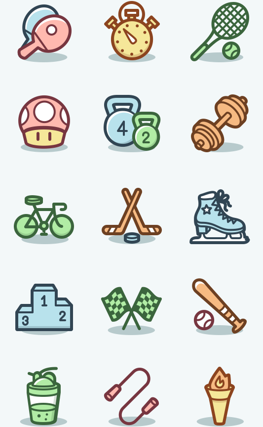 Capitalist Icons Collection
