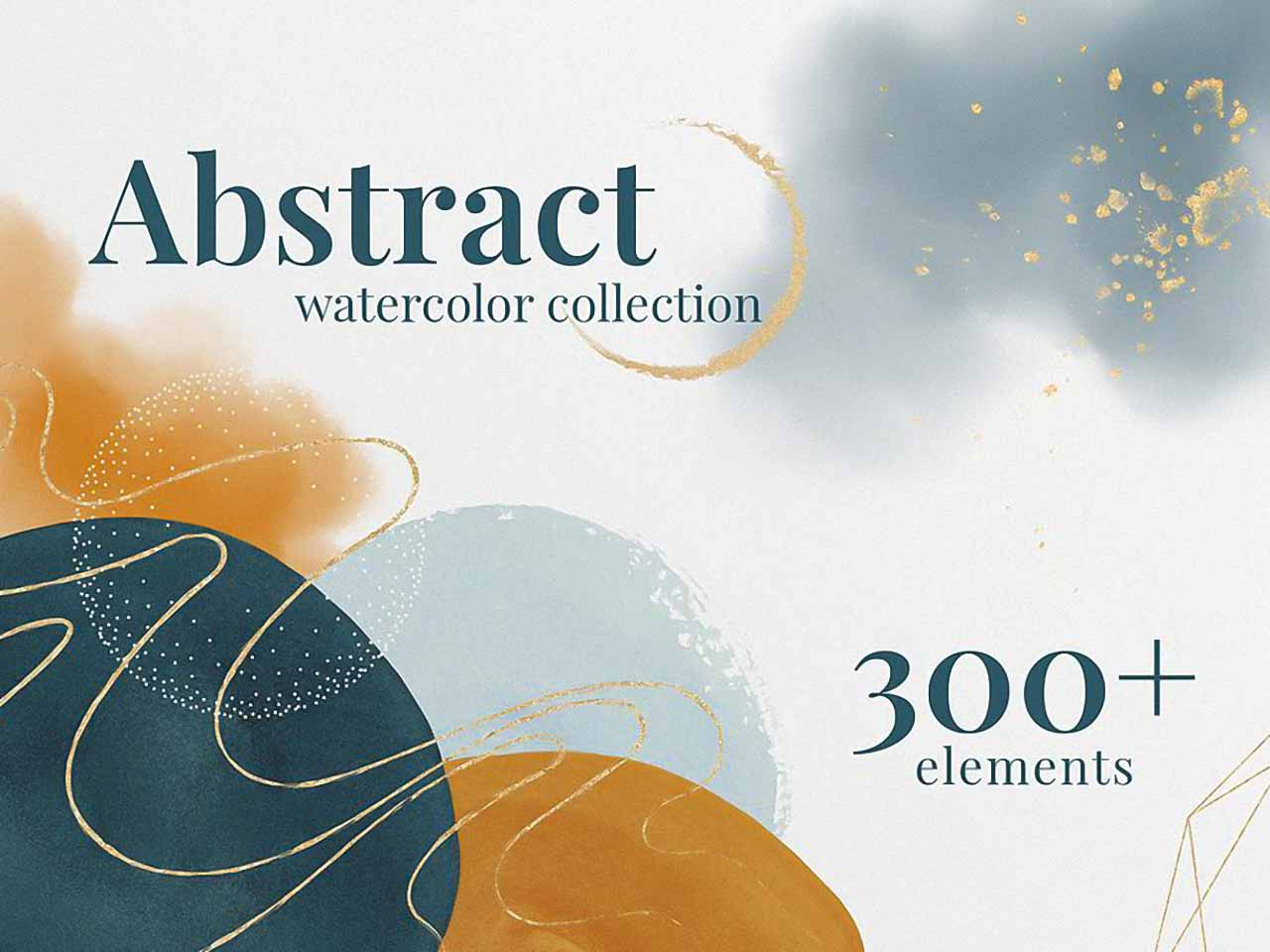 Abstract Collection Shapes