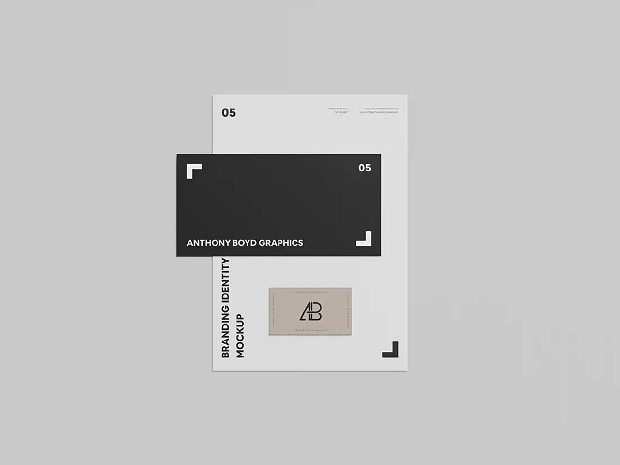 Branding Identity Mockup Vol. 6